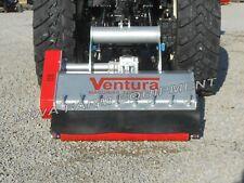 48 Orchardvineyard Shredder Pruning Mulcher Withrake Cut4dia Ventura Tva120