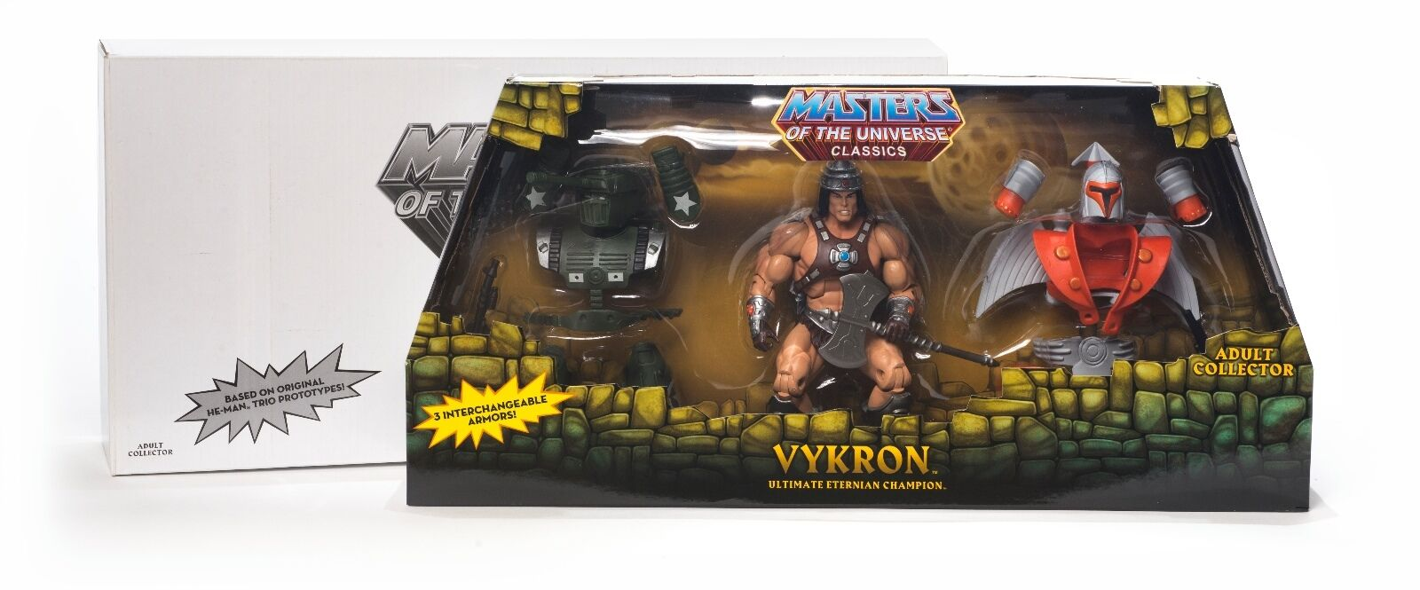 Vykron, SDCC SDCC SDCC 2012 Exclusive Collector Set 4341ec