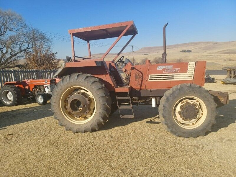 Fiat 1180 DT 4x4 Tractor