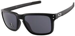d5c6dbeec Image is loading Oakley-Holbrook-Mix-Sunglasses-OO9384-0157-Matte-Black-