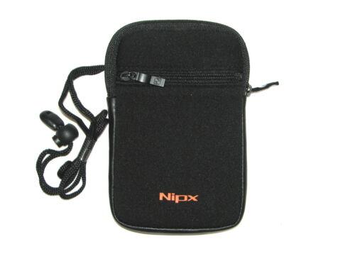"""Calidad npix impermeable cámara bolsa n-2027 L 16cm 6,25 /"""""""