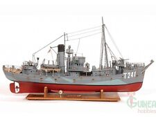 "Top quality, well-crafted Caldercraft wooden ship kit: the ""Sir Kay"""