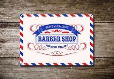 Barber Shop Sign, Metal Sign, Barber Shop Signs, Vintage Style, Barber Shop, 751