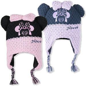 9dba9a9d4 La imagen se está cargando Disney-Minnie-Mouse-Bebe-Nina-Crochet-Tejido -Algodon-