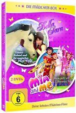 ANIMATED - DIE MÄDCHEN-BOX:  BELLA SARA UND MIA AND ME  2 DVD NEU