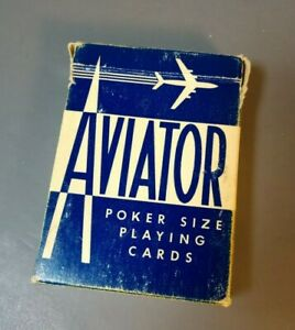 Deck-of-Vintage-Aviator-No-914-Playing-Cards