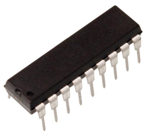 stellig dezimal vorwärts DIP18 CMOS 4737 Zähler 4 ½