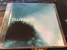 Mutek 2004 (CD, Jan-2007, 2 Discs, Mutek) IMPORT cd