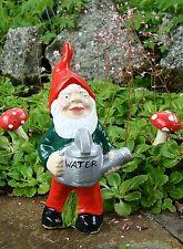 Garden Gnome ~ Winston ~ Handmade by Pixieland (Concrete)