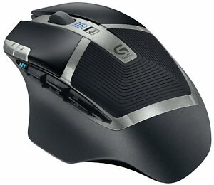Details about Logitech G602 Lag-Free Wireless Gaming Mouse 11 Programmable  Buttons