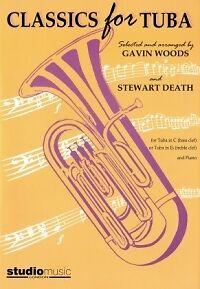 Hospitable Classics For Tuba Woods/death Brass