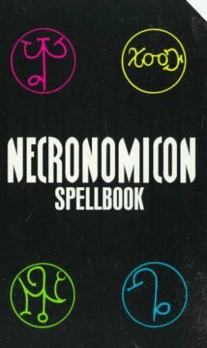 The Necronomicon Spellbook by Simon (Paperback, 1998)