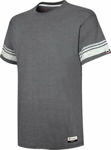 Champion Men's T-Shirt Originals Triblend Varsity Tee Short Sleeve Authentic NWT