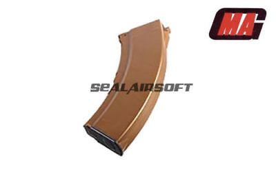 MAG 100rds Airsoft Toy Magazine For Marui Std MP7 MP7A1 AEG Black 1PCS MAG-023