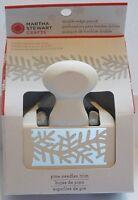Martha Stewart Pine Needle Trim Punch Deep Edge Punch Christmas Tree Winter