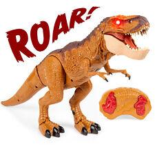 Remote Control RC Dragon Walking Dinosaur Lights /& Sounds Kid Pet Toy Animal