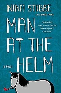 Man-at-the-Helm-A-Novel-by-Stibbe-Nina-ExLibrary
