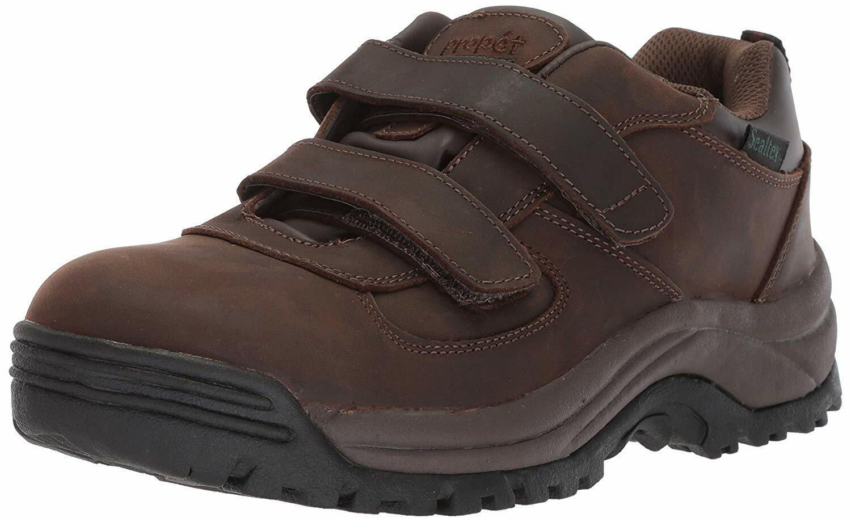 Propét Mens Cliff Walker Leather Low Top   Walking shoes