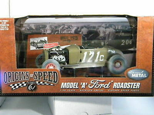 1:18 highway61 1929 FORD Modelo a Origins of Speed #121c