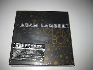 Adam-Lambert-For-Your-Entertainment-Taiwan-Ltd-Glam-Box-CD-RARE-New-Sealed