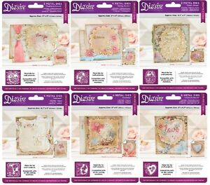 """FREE UK P/&P New Range Crafter/'s Companion Die/'sire 6/"""" x 6/"""" Create a Card"""