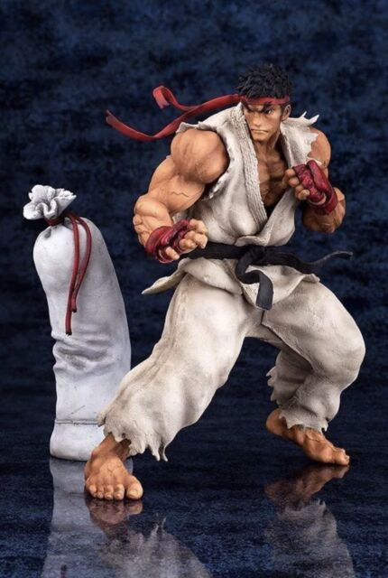 Street Fighter 3rd Strike 1/8 scale Ryu figure Statue by Embrace Japan