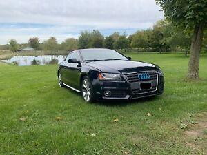 2011 Audi A5 Sline