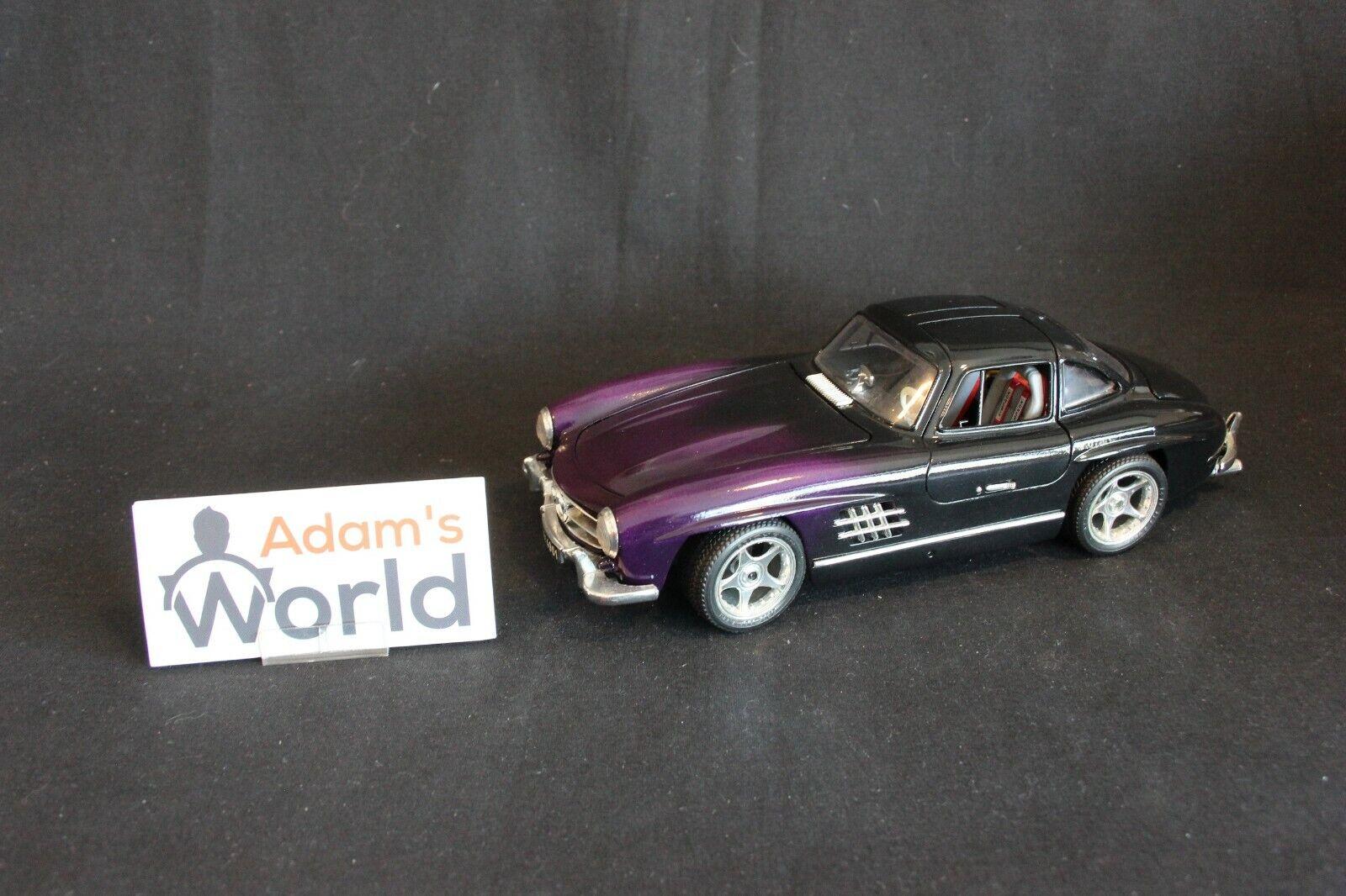 Descuento del 70% barato Bburago Mercedes-Benz 300 SL 1 18 tuning tuning tuning  special paint  (JS)  hasta un 65% de descuento
