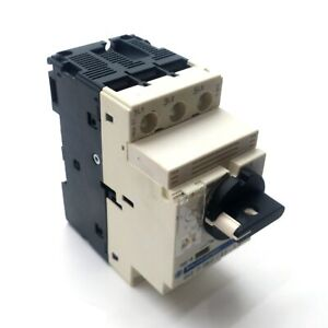 2.5-4A 3-Pole Rating: 690V Lot of 2 Telemecanique GV2-M08 Motor Starters