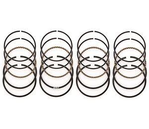 13011-323-014 Set of 4 Piston Ring Sets Fits Honda CB500-1971-1973 Standard