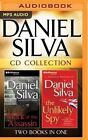 Daniel Silva - Collection: The Mark of the Assassin & the Unlikely Spy by Daniel Silva (CD-Audio, 2016)
