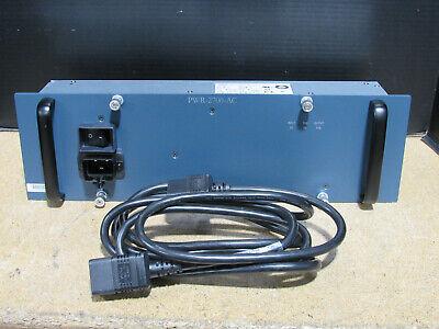 NEW Cisco PWR-2700-AC//4 2700 Watt AC input Power Supply for 7604//6504-E HSS