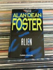 Alien - Alan Dean Foster- Biblioteca del brivido -Fabbri - 1995