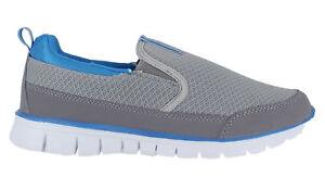 Ruta para mujer Costa Tru Flex Airtech Gris Zapatillas Zapatos 7 Envío Gratuito