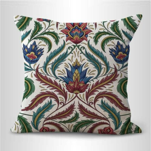 US SELLER art deco  flower cushion cover cheap pillow covers for throw
