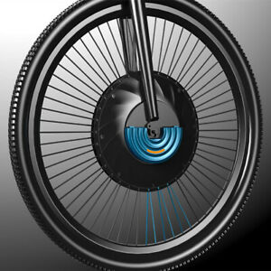 """Ebike Conversion Motor Engine Wheel Kit 36V 26"""" Electric Bicycle With Battery US"""