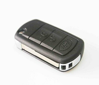 RANGE ROVER Sport Land Rover Discovery 3 3 BUTTON REMOTE KEY FOB CASE