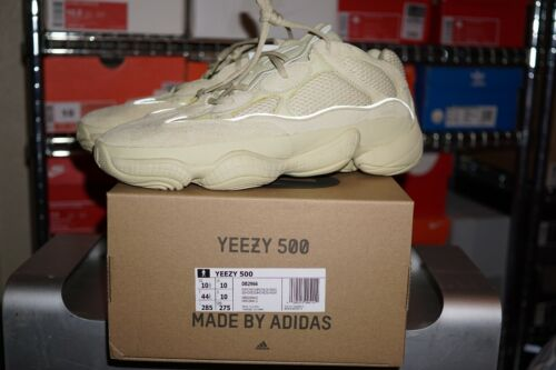 Supermoon Yeezy us10 500 Uk10 Yellow Adidas 5 qUF7x