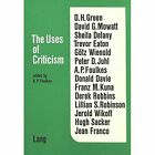 Uses of Criticism by Peter Lang AG (Paperback, 1976)