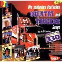 Kilometer 330 Folge 3 (1991) Johnny Hill, Truck Stop, Linda Feller, Tenne.. [CD]