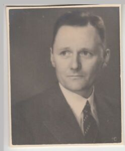 (f25670) Orig. Photo Portrait Homme, Berlin 1937-afficher Le Titre D'origine