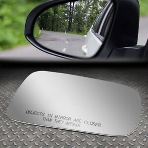 Door Mirror Glass New Replacement Driver Side For Acura Integra 90-93