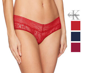 Image is loading Calvin-Klein-Womens-Bare-Lace-Hipster 9a7b0b151