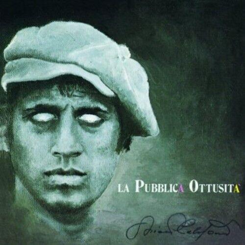 Adriano Celentano - La Pubblica Ottusita [New CD] Rmst