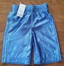 NEW Gymboree Athletic Carolina Blue Shorts Boys Size 4