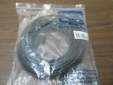 New C2G 50ft FLX VGA Video Cable M/M 65% Braid 50261 Free Shipping