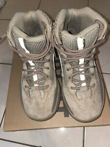 Adidas Yeezy Desert Boot Rock Mens Size 8.5 EG6462