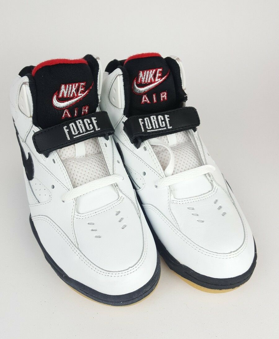 watch 69173 77160 Vintage Nike Air Magnum Force 3 4 Basketball Basketball Basketball Shoes  Deadstock NIB men s size