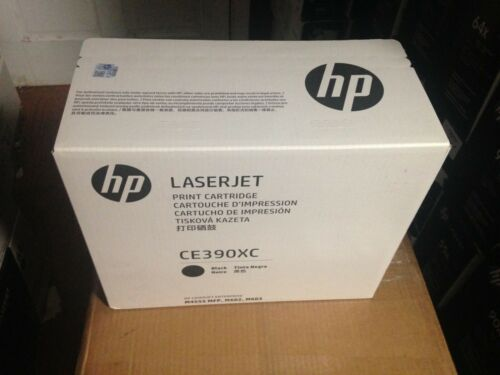 Genuine HP CE390X 90X CE390XC High Yield Toner for HP  M4555 mfp New Free Ship