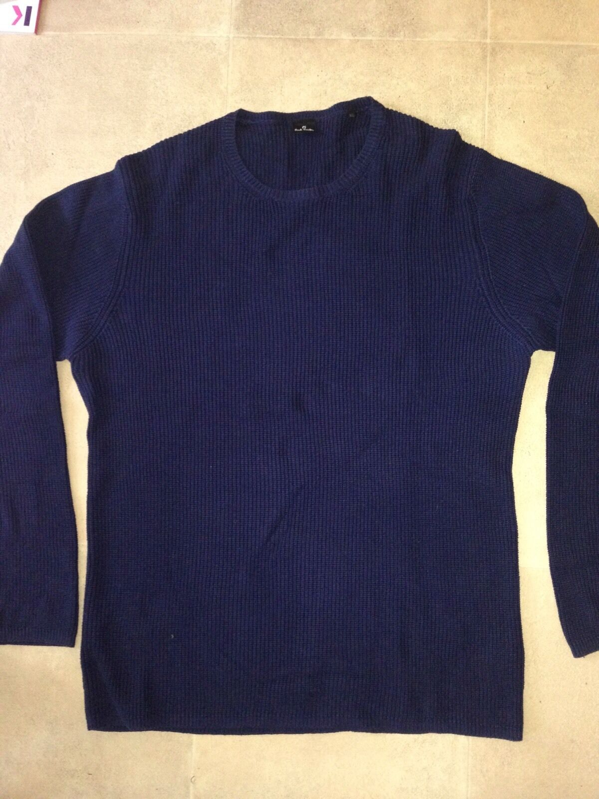 PS Paul Smith navy cotton jumper size XXL